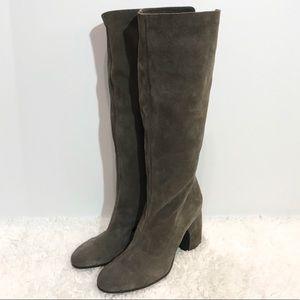 Alberto Fermani Tall Heeled Boots 40
